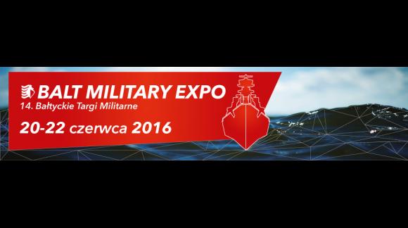 Balt Military Expo 2016 Gdańsk