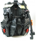 Rescue BC Interspiro jacket do nurkowania w wodach zanieczyszczonych