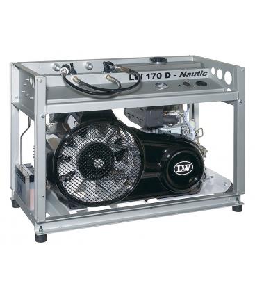 LW 170 D / LW 170 D AL Nautic Compressors