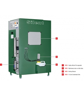 LW 300 ES II / LW 450 ES II Compressor