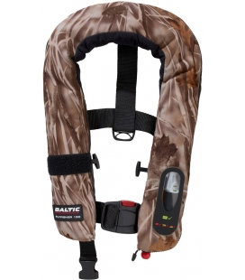 FLYFISHER Camo Lifejacket  Baltic