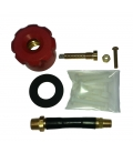 "3/8"" Collet Kit do palnika BR-22"