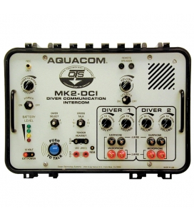Aquacom® MK2-DCI 2 Diver Air Intercom View Larger Aquacom® MK2-DCI 2 Diver Air Intercom