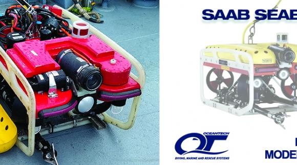 PRZEGLĄD, NAPRAWA I MODERNIZACJA - ROV FALCON | Saab Seaeye dla Marynarki Wojenne RP